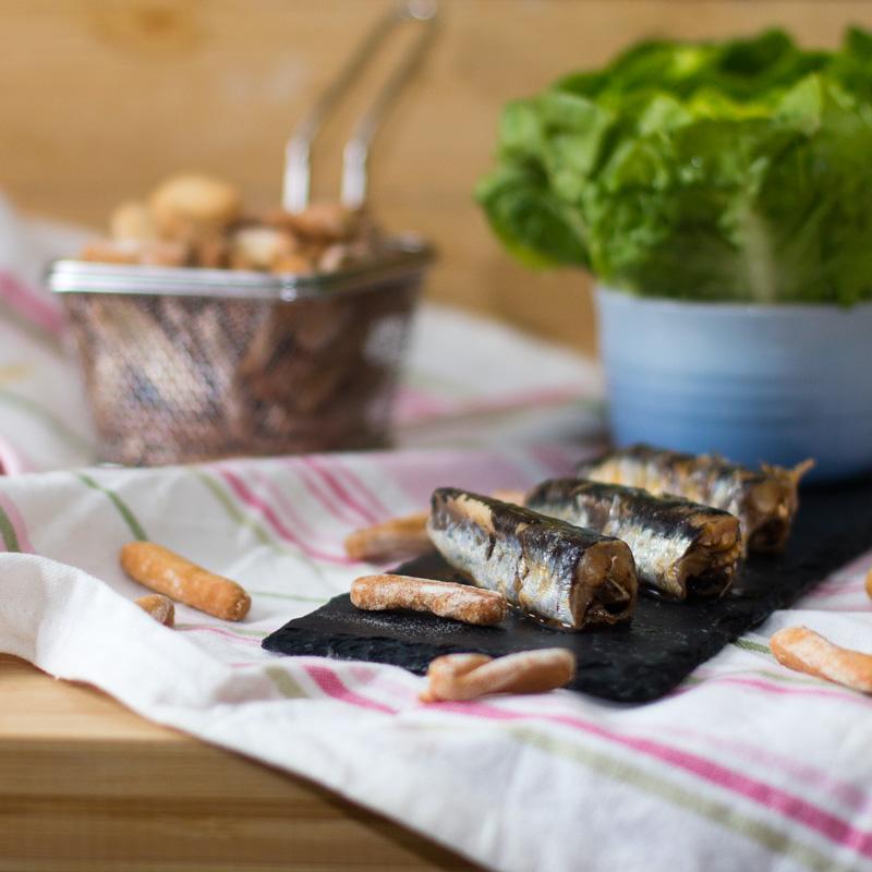 Sardinas en escabeche. Las mejores recetas de mi madre, de Joan Roca
