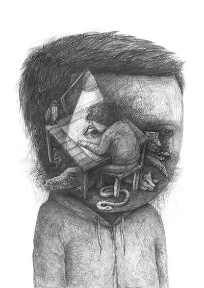 """Pack"" - Stefan Zsaitsits - 2014 