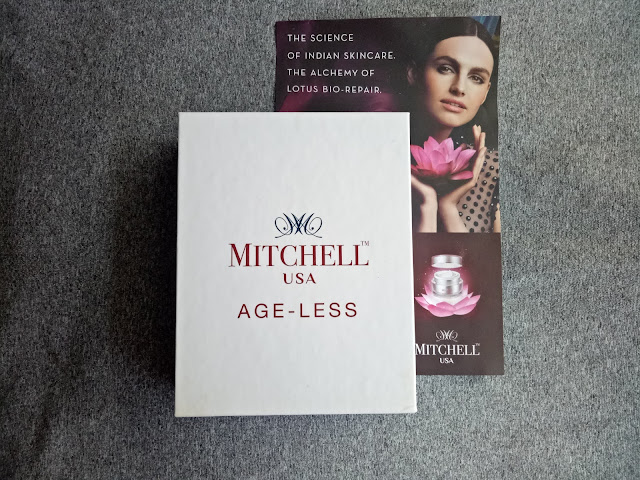 MITCHELL USA - New Range Of Anti Ageing Products