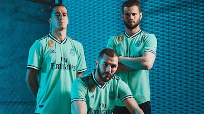 El Madrid estrenará la equipación verde en Liga