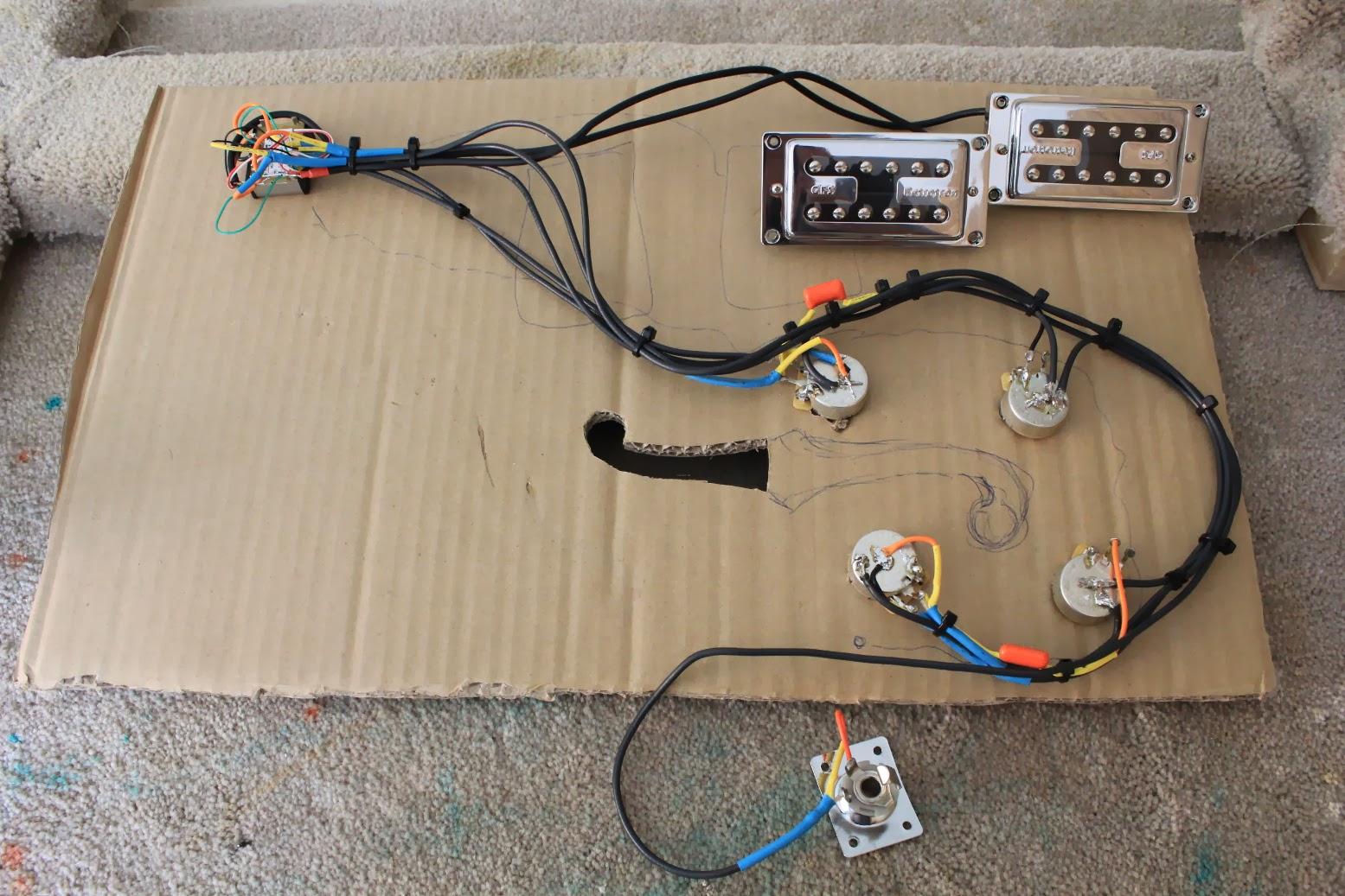 Es 335 Wiring Kit