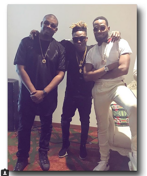 IMAGE RESULTS FOR DONA JAZY, DBANJ, REEKADO BANKS AND MO HIT