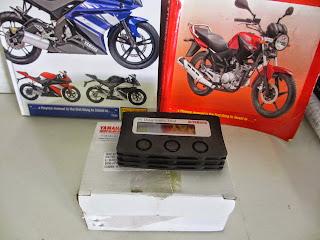 Yamaha YBR 125 Diagnostic Fault codes