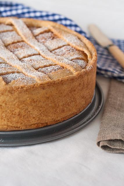 Peraška torta sa bademima
