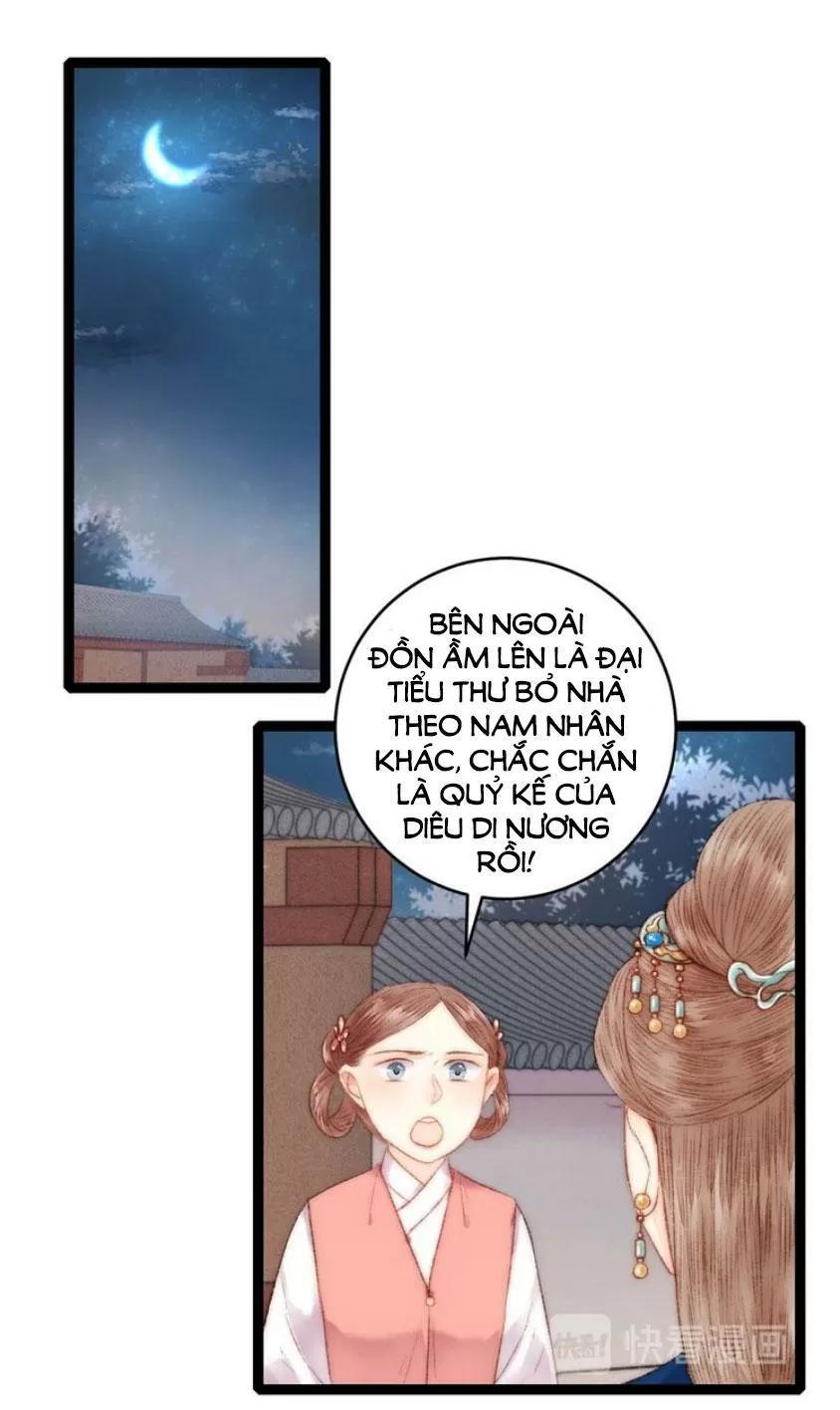 Nàng Phi Cửu Khanh - Thần Y Kiều Nữ chap 55 - Trang 16