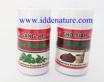Detai Produk Gang Jie dan Go Siah