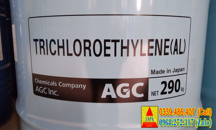 Dung môi Trichloroethylene (TCE) Asahi AGC