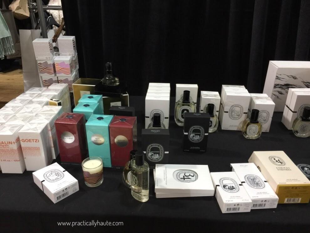 Space NK sample sale fragrances