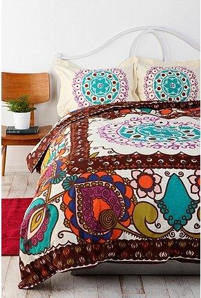 Ideas For Bedrooms Mod Boho Duvet Cover