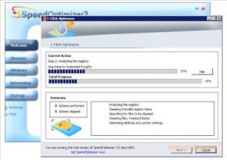 تنزيل برنامج تسريع النت SpeedOptimizer