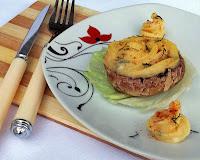 Γεμιστά μανιτάρια με πουρέ πατάτας  - by https://syntages-faghtwn.blogspot.gr