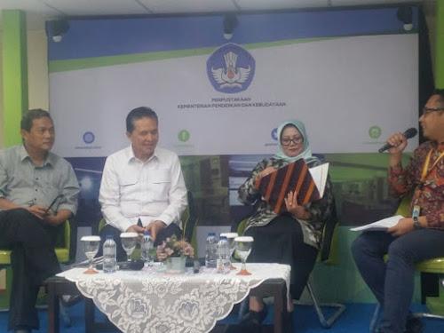 Diskusi Pendidikan dan Kebudayaan Kemendikbud