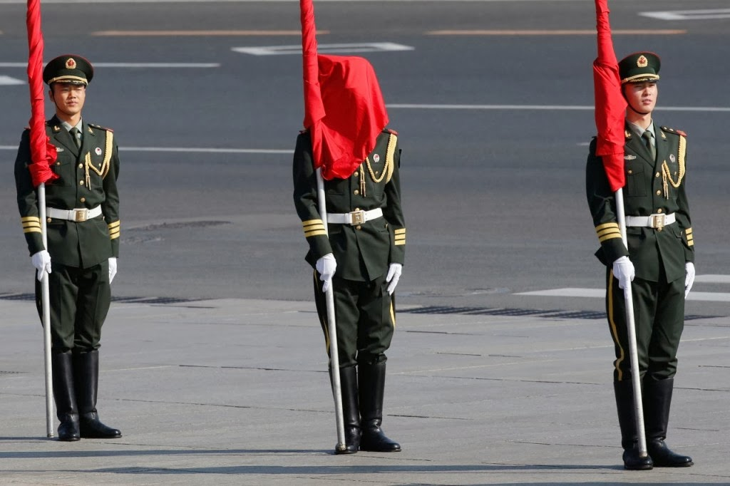 ceremonial military dress parade funny fail guard of honour