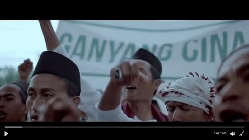 Video Kampanye #BeragamItuBasukiDjarot
