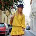 Yellow Dress on Malta