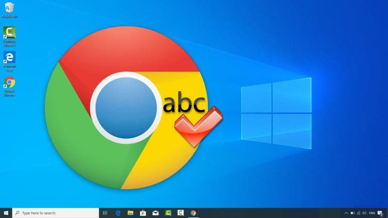How to enable Windows Spellchecker in Google Chrome?