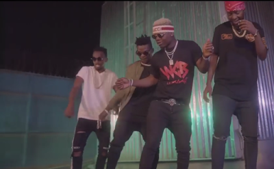 Video Eddy Kenzo Ft. Harmonize – Pull Up