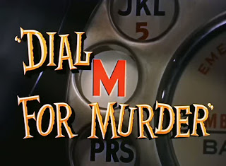 Crimen perfecto | 1954 | Dial M for a Murder