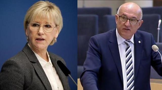 Η Σουηδία ζητάει σεβασμό των δικαιωμάτων της ελληνικής μειονότητας στην Αλβανία