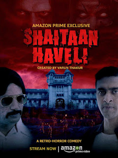 Shaitaan Haveli 2017 Dual Audio Hindi Web-DL 250Mb hevc