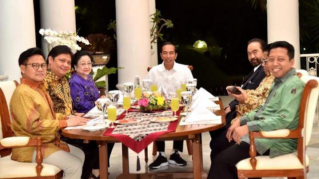 Politik Genderuwo Bukan Untuk Prabowo-Sandi Tapi Untuk Lingkaran Jokowi