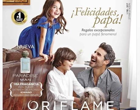 catalogo oriflame campaña 8 2017 mexico