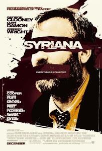 Syriana Poster