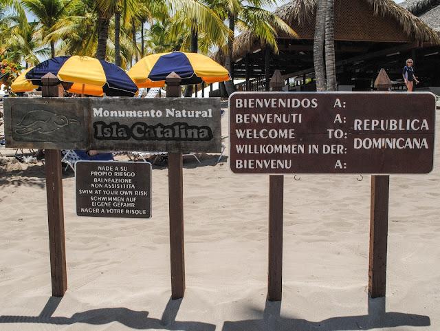 isla catalina republica dominicana