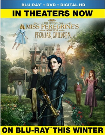 Miss Peregrines Home for Peculiar Children 2016 English 480p BRRip 350mb ESubs