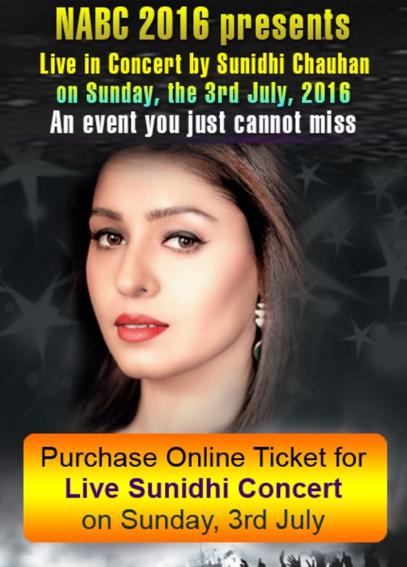 Sunidhi Chauhan Live Concert in New York