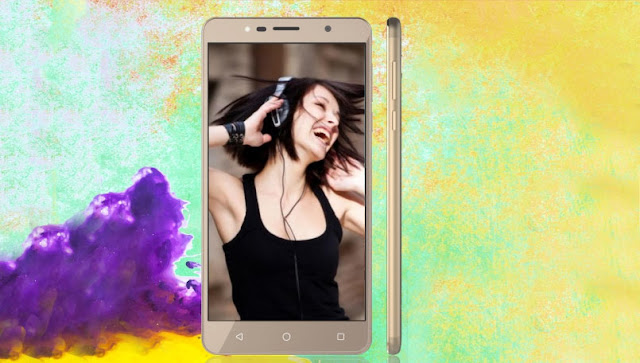 smartphone is launched amongst a toll of the  Centric A1 smartphone launched amongst a toll of 10,999₹