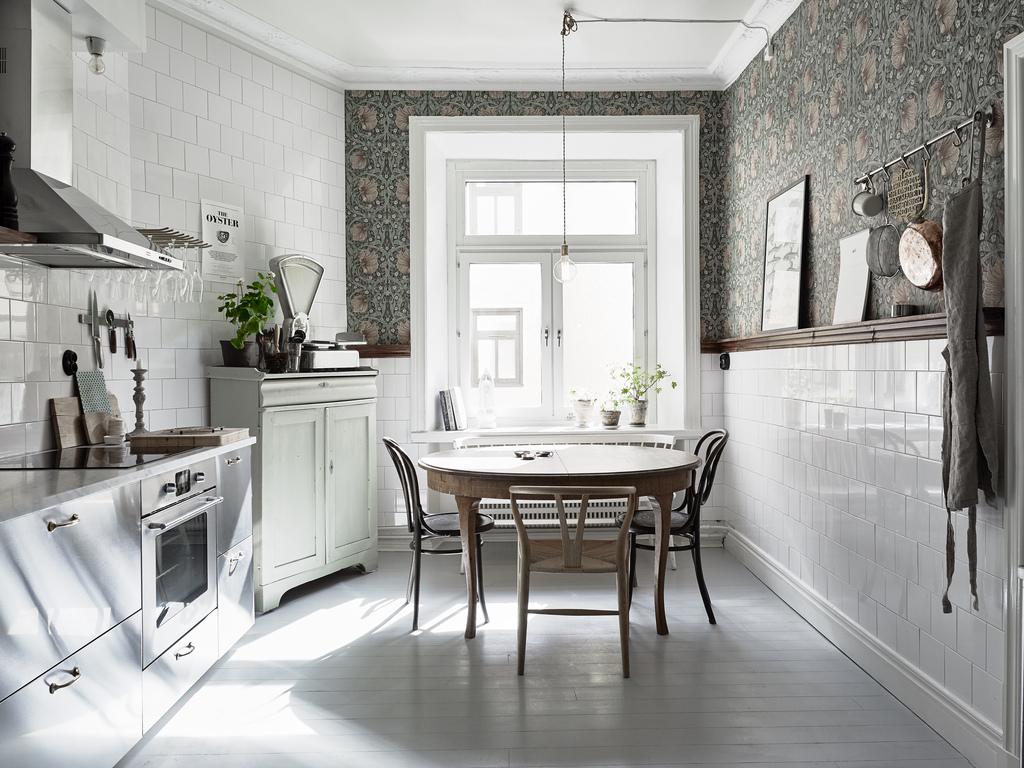decoración de casa nórdica