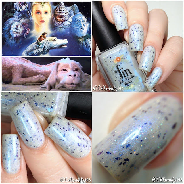 Fair Maiden Polish-Luck Dragon