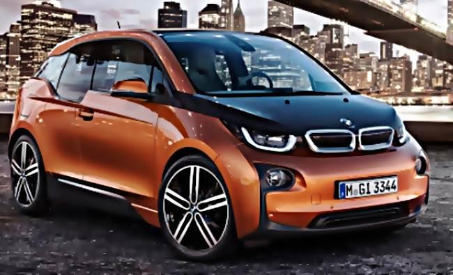 2017 BMW i5 Redesign