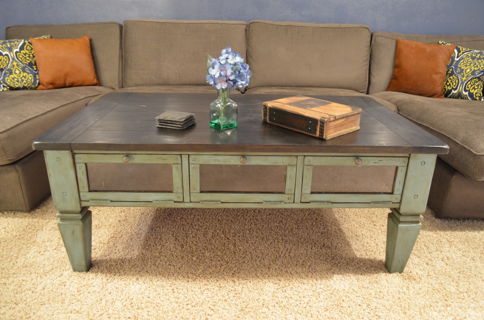 Annetique Designs Completed Furniture