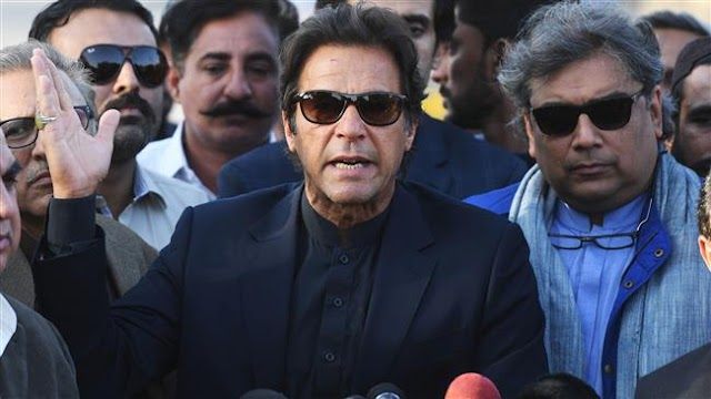 "Pakistan's opposition leader Imran Khan denounces Donald Trump as ""ignorant and ungrateful"""