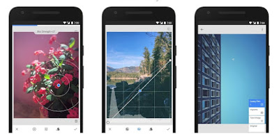 best app for photo editing android Snapseed