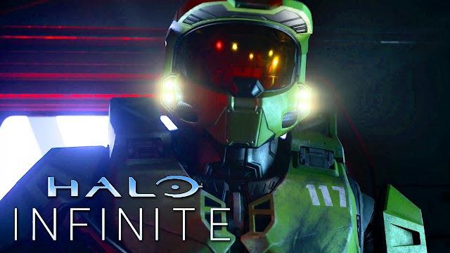 لعبة Halo Infinite