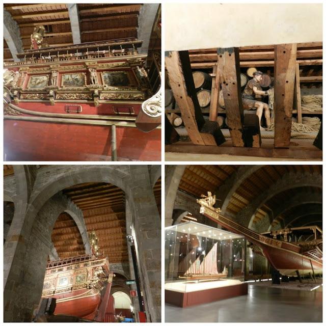 Museu Marítimo, Barcelona