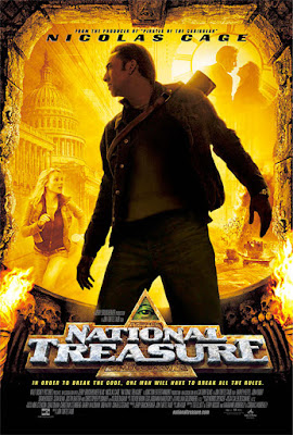 National Treasure 1 (2004) ปฏิบัติการเดือด ล่าขุมทรัพย์สุดขอบโลก