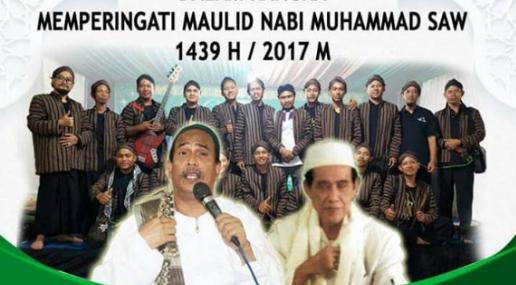 Event Batang | 23/12/17 | Pengajian Umum Peringati Maulid Nabi Muhammad SAW