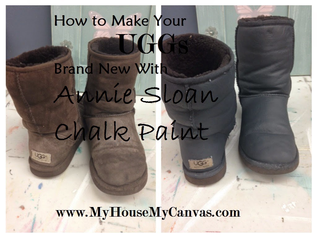 how to make uggs look brand new