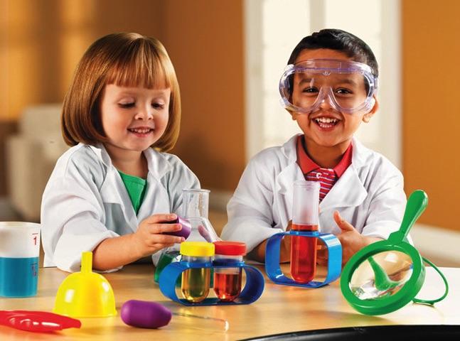 Percobaan Sains Sederhana untuk Liburan Anak