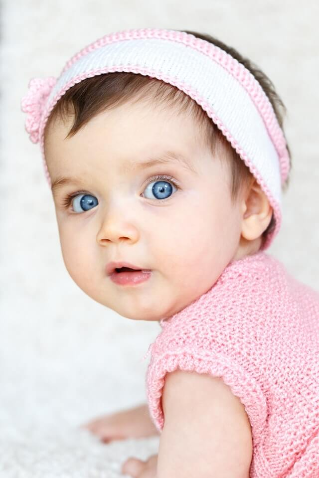 Adorable Baby Beautiful Child HD Copyright Free Image