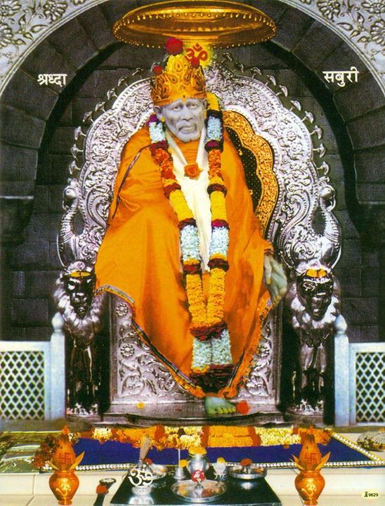 Images of Shirdi Sai Baba