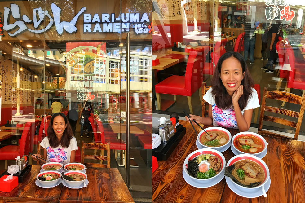 bari uma ramen food review serendra bgc