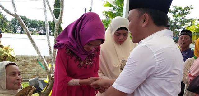 Wow...!!! Gubernur Mantan Suami Ussy Sulistiawaty Segera Nikahi Wanita Muda