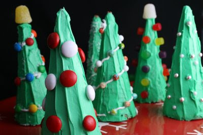 Waffle Cone Christmas Trees: Types of Christmas trees
