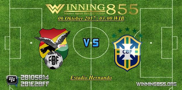 Prediksi Skor Bolivia vs Brazil 06