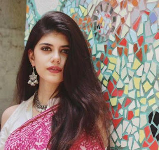 Sanjana Sanghi Family Husband Son Daughter Father Mother Marriage Photos Biography Profile.